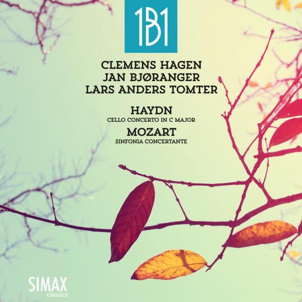 Clemens Hagen + 1B1: Haydn Cello Concerto in C, Mozart Sinfonia Concertante